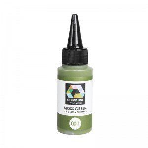 colorline moss green