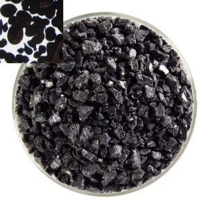 0102 Black with a bluish cast coarse 141gram