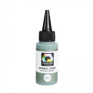 colorline mineral green