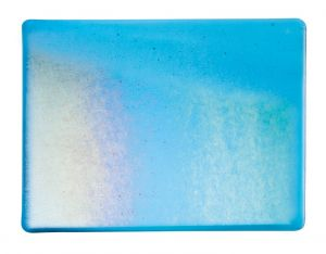 1116-31 Turquoise Blue transp iri