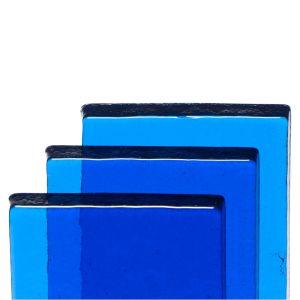 Billet 1814-65 transp. saphir blue