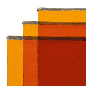 Billets 1857-65 Red amber tint