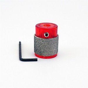 GelBit rood slijpkop 25mm rapid
