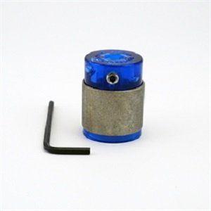 GelBit blauw slijpkop 25mm extra fijn
