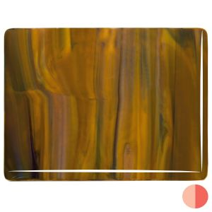 3203-30 Woodland Brown Opal, Ivory, Black Striker!