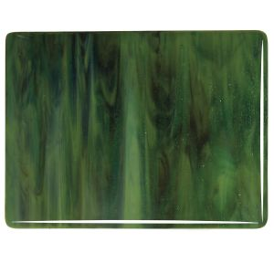 3212-30 Olive Green Opal, Forest Green, Deep Brown