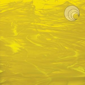 369-1F  transp. yellow white