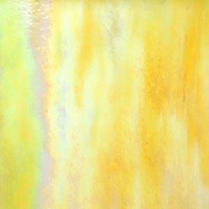 58D iri opaque medium amber iri