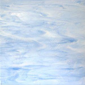 603-81CC   Clear/ White/ Soft Blue