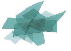 1108 Transp. aquamarine blue  113 gram