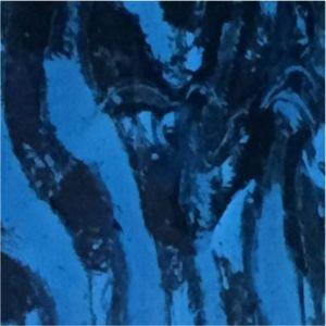CU14-1 Blue Topaz Wave