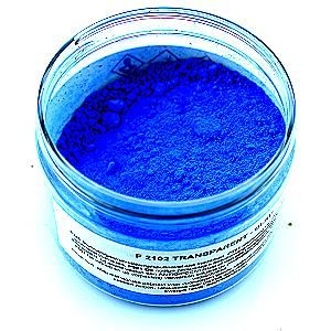 F2102 transp. blue