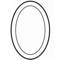 Bevel Oval 101x152.4mm
