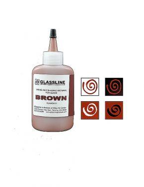 glassline brown