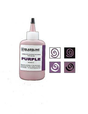 glassline purple
