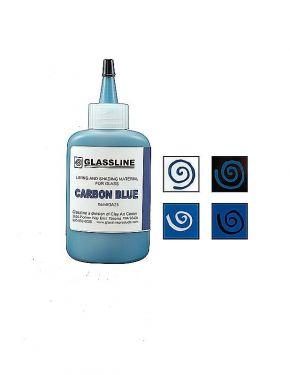 glassline carbon blue