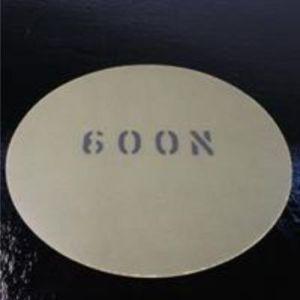 polishing disc grit 600