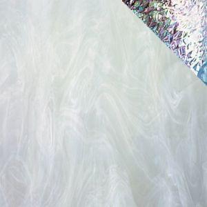 I/305 White/Clear, Iridescent