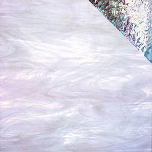 I/307 Clear/White, Iridescent