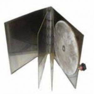 houder voor 8 magnetic disks 60cm
