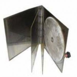 houder voor 8 magnetic disks 30cm