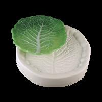 """Casting Mold """"Cabbage Leaf"""""""