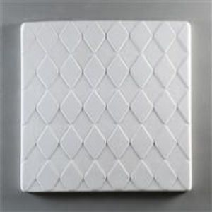 Mold: Square Harlequin texture plate
