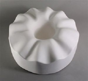 Ruffled Controlled Flower Drop Mold