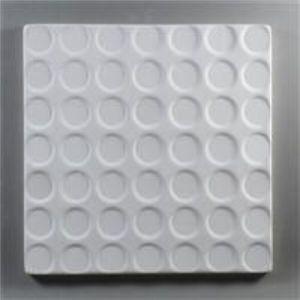 texture plate 24x24 cm Spots