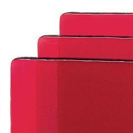 Billets 1824-65 F ruby red striker