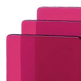 Billets 1831-65 F  ruby pink striker