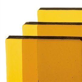 Billets 1837-65 F medium amber