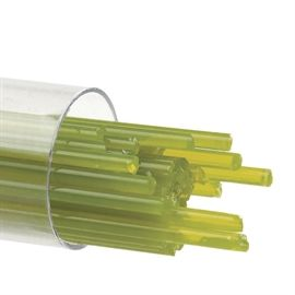 2 Green Gold Opalescent 0217