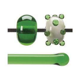 Glass rod 1107 F light green