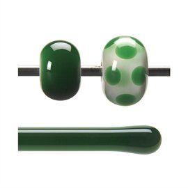 Glass rod 1145 F kelly green