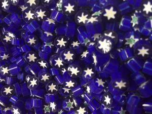 sparkling night 25 gram millefliori coe104