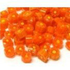 orange flower 25 gram millefiori coe 104