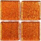 glitter oranje (nr 12)