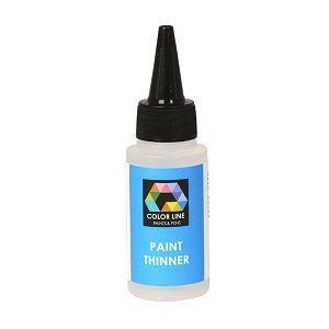 color line paint thinner