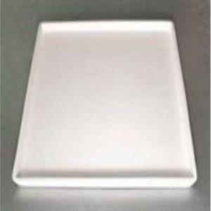 Patty Gray Square Mold 30x30x H ongeveer 2 cm