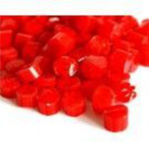 red 25 gram millefiori coe 104