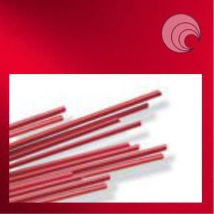 rods 151sf cherry red semi opaal