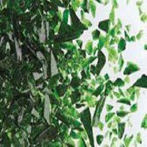 F5 128-96 Aventurine Green Transparant