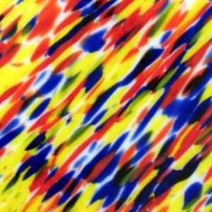 "Spirit/6356-7SF Crystal Opal/Blue/Sunflower/Red ""NewOrleans"""