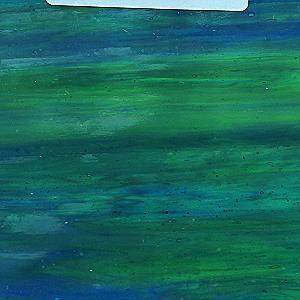 VM197 Dark Blue ,Medium Green Opal