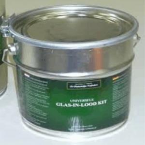 loodkit waterbasis 4 kilo